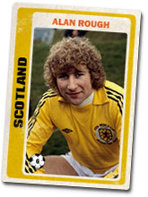 Alan Rough's perm
